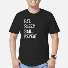 Eat Sleep Sail Repeat T-Shirt