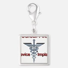 Medical Alert Device Implant See Wallet Car Charms