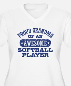 Proud Softball Gr T-Shirt