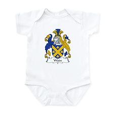 Wade Family Crest Infant Bodysuit