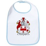 Waddington Family Crest  Bib
