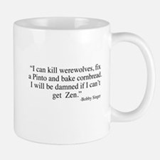 Supernatural: Bobby Gets Zen Mugs