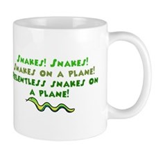Gilmore Girls Quote Snakes On A Plane Mugs