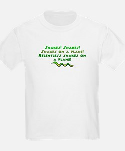 Gilmore Girls Quote Snakes On A Plane T-Shirt