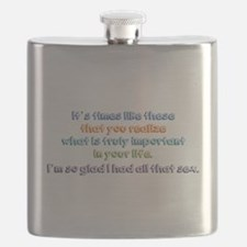 Gilmore Girls Miss Patty Flask