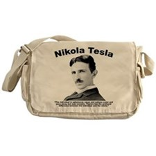 Tesla: Individual Messenger Bag