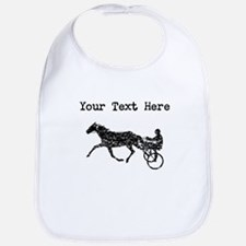 Distressed Harness Racing (Custom) Bib