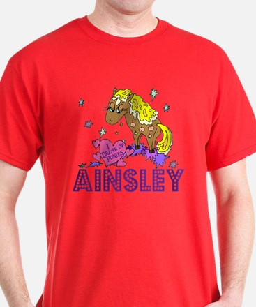 I Dream Of Ponies Ainsley T-Shirt
