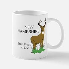 NH Deer Mugs