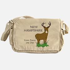 NH Deer Messenger Bag