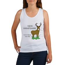 NH Deer Tank Top