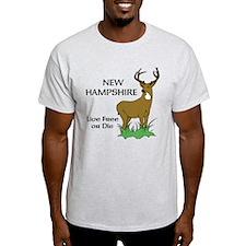 NH Deer T-Shirt