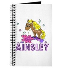 I Dream Of Ponies Ainsley Journal
