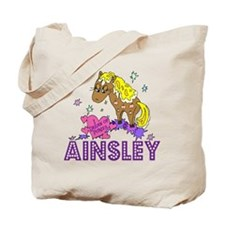I Dream Of Ponies Ainsley Tote Bag