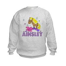 I Dream Of Ponies Ainsley Sweatshirt