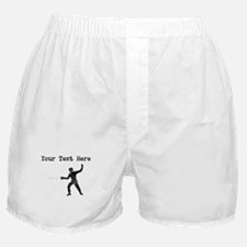 Distressed Fencer (Custom) Boxer Shorts