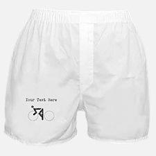 Distressed Cycling (Custom) Boxer Shorts