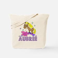 I Dream Of Ponies Aubree Tote Bag