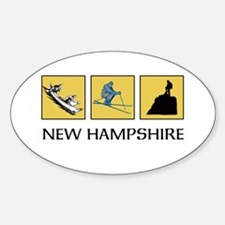 NH Recreation Decal