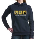 New hampshire Hooded Sweatshirt