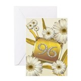 96th birthday Greeting Cards