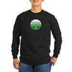 CERTIFIED BANANAS Long Sleeve Dark T-Shirt