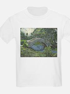 City Park Bridge Kids T-Shirt