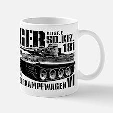 Tiger I Mugs