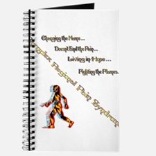 CRPS- Living Fighting the flame Journal