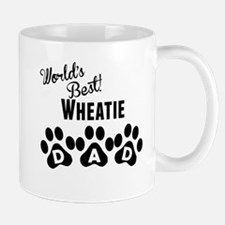Worlds Best Wheatie Dad Mugs