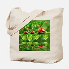 Funny Insects Tote Bag