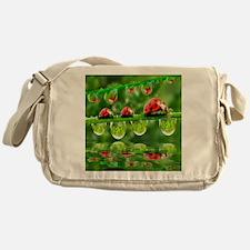 Unique Bug Messenger Bag