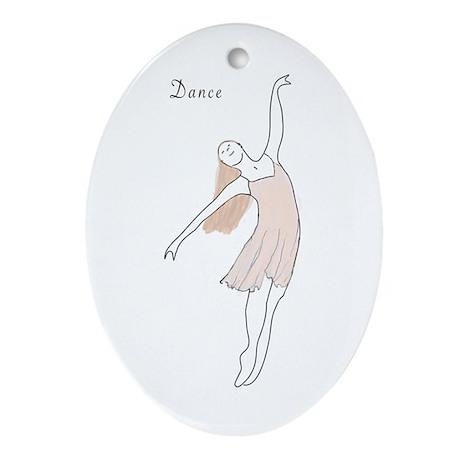Ballet Ornament