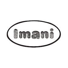 Imani Wolf Patch