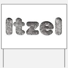 Itzel Wolf Yard Sign