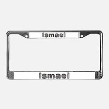 Ismael Wolf License Plate Frame