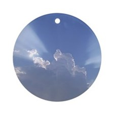 Heavenly Peace Ornament (Round)