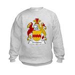 Vavasour Family Crest Kids Sweatshirt