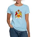 Vavasour Family Crest Women's Light T-Shirt