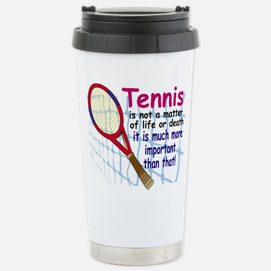 Tennis is a matter ... Mugs