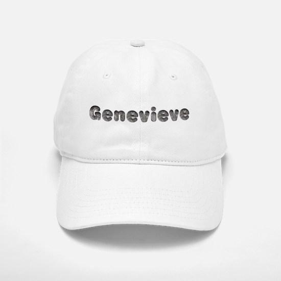 Genevieve Wolf Baseball Baseball Baseball Cap