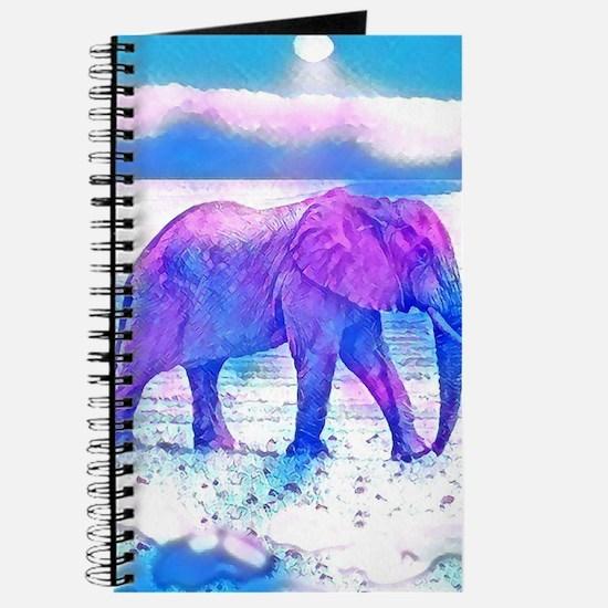 Unique Moon themed Journal