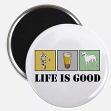 Life Is Good Magnets