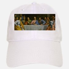 The Last Supper Baseball Baseball Cap