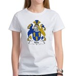 Vane Family Crest Women's T-Shirt
