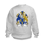 Vane Family Crest Kids Sweatshirt