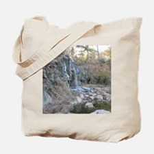 Bearly Iced Waterfall Tote Bag