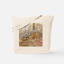 Spikey Sam Dinosaur Tote Bag