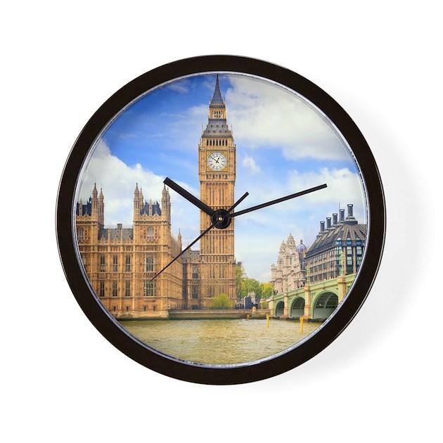 london city bridge clock -#main