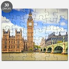 London Bridge And Big Ben Puzzle